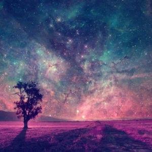 Atmospheric meditation music